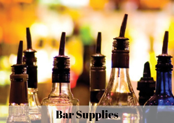 Bar Supplies | WhiteStone Kitchen Supply Inc.