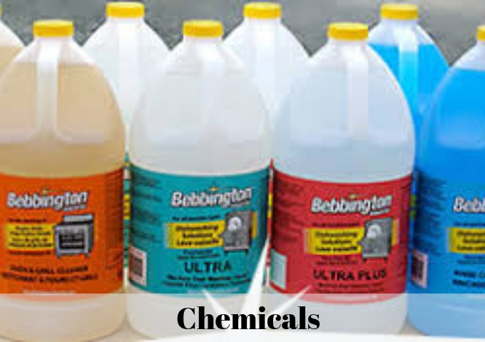 Chemicals | WhiteStone Kitchen Supply Inc.