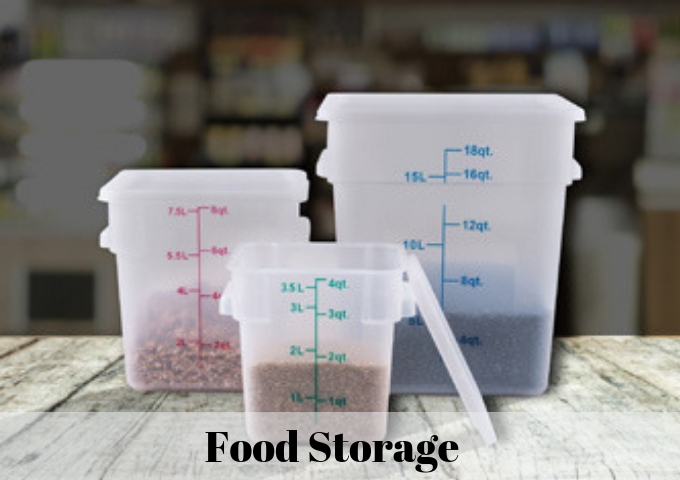 Food Storage | WhiteStone Kitchen Supply Inc.